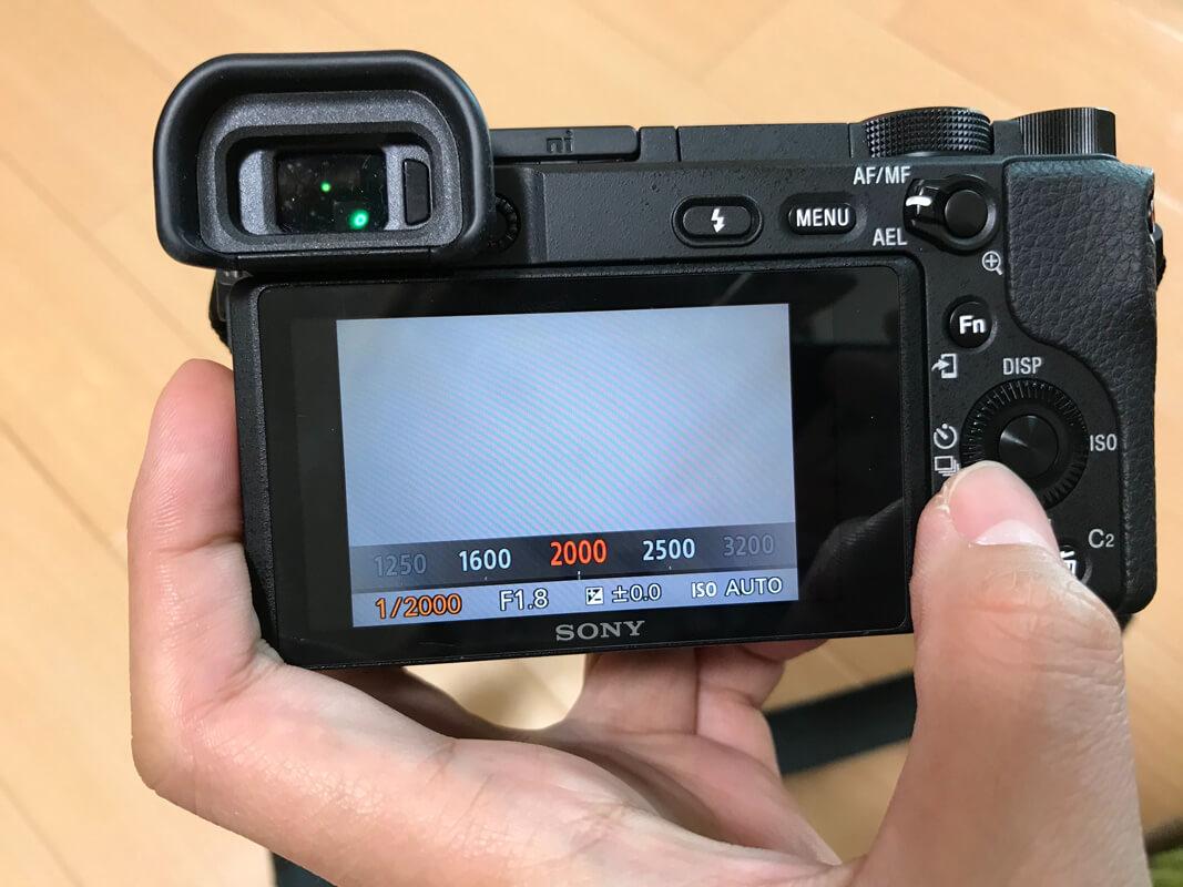 まず始めにやっておくべきカメラの基本設定 4. 動いている時の撮影には「シャッタースピード優先(S/Tv)モード」がおすすめ