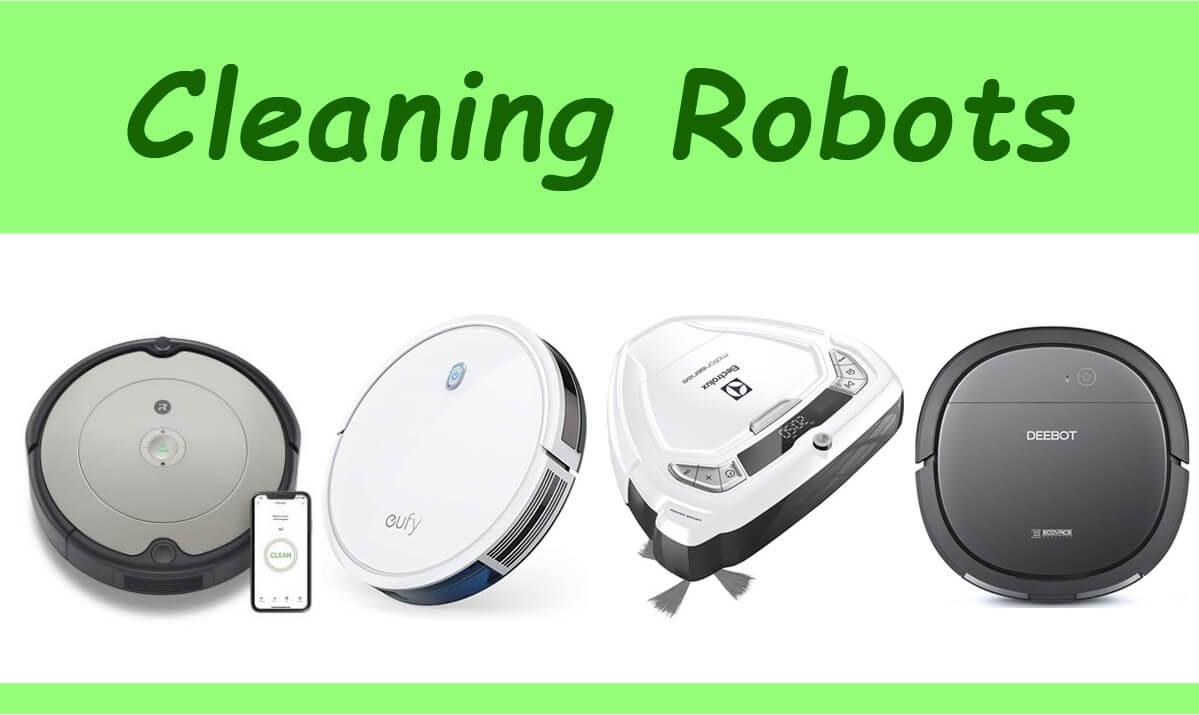 高コスパな格安ロボット掃除機の失敗しない選び方。人気8機種を比較しおすすめを厳選