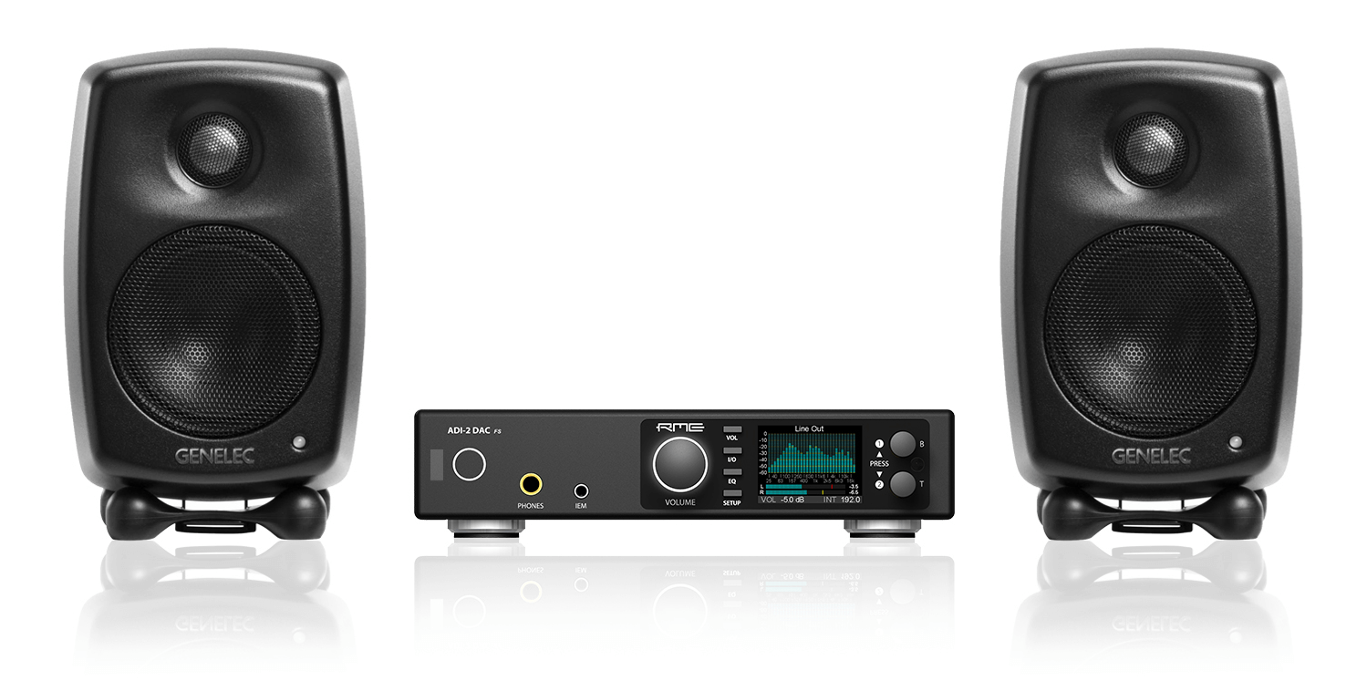 ADI DAC STUDIO G One
