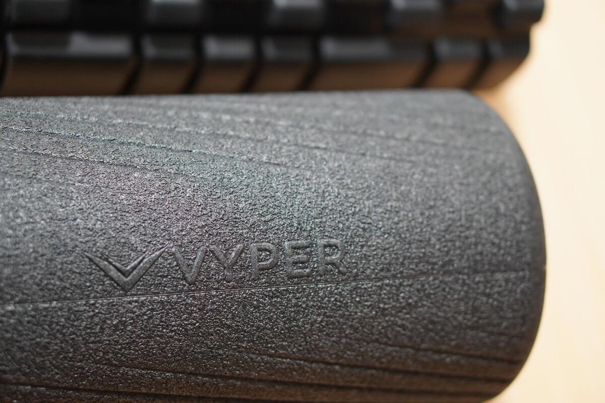 「VYPER2.0」を使って感じた効果通常のフォームローラーよりも痛みを感じにくい