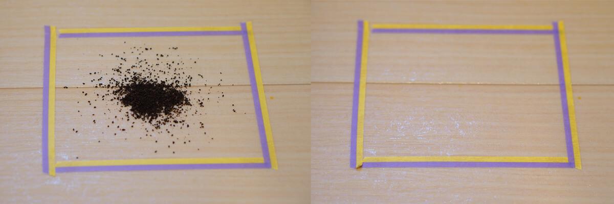 iRobotルンバ692を実際に使ってレビュー ルンバ692に疑似ゴミを吸わせてみたテスト結果