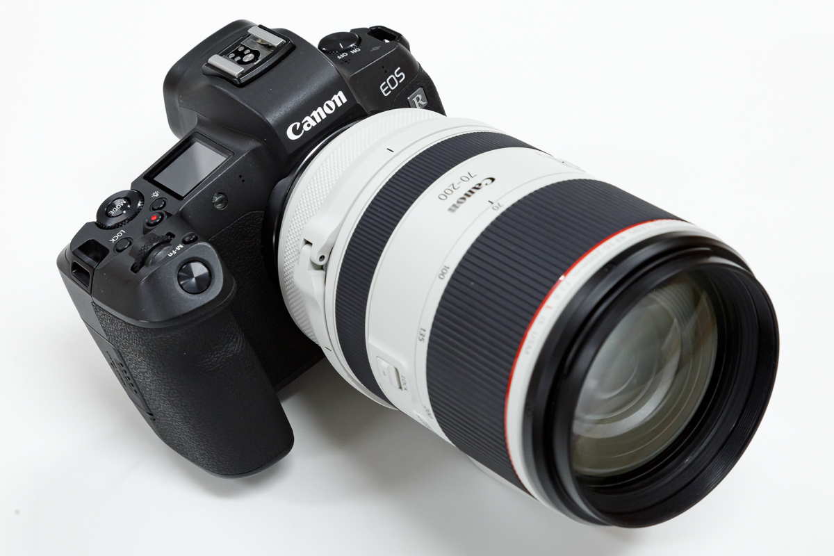 Canon RF70-200mm F2.8 L IS USM レビュー