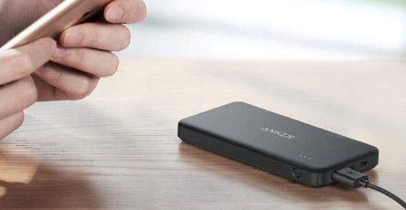 Anker(アンカー)モバイルバッテリーの特徴