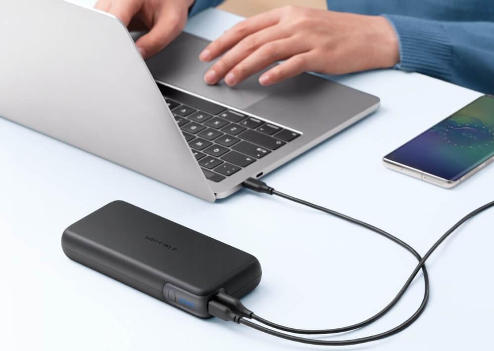 RAVPower(ラブパワー)モバイルバッテリーの選び方 3.出力