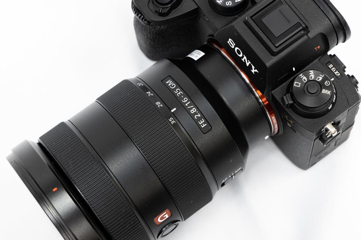 FE 16-35mm F2.8 GM レビュー