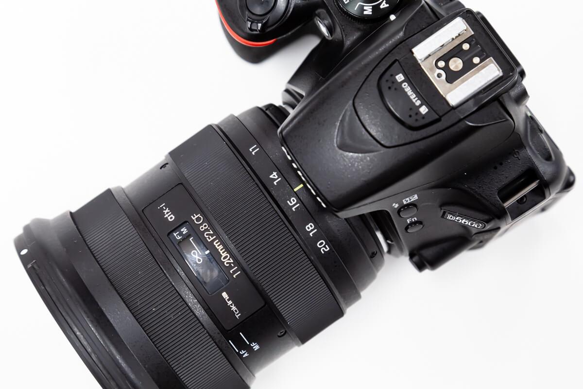 Tokina atx-i 11-20mm F2.8 CF APS-C用