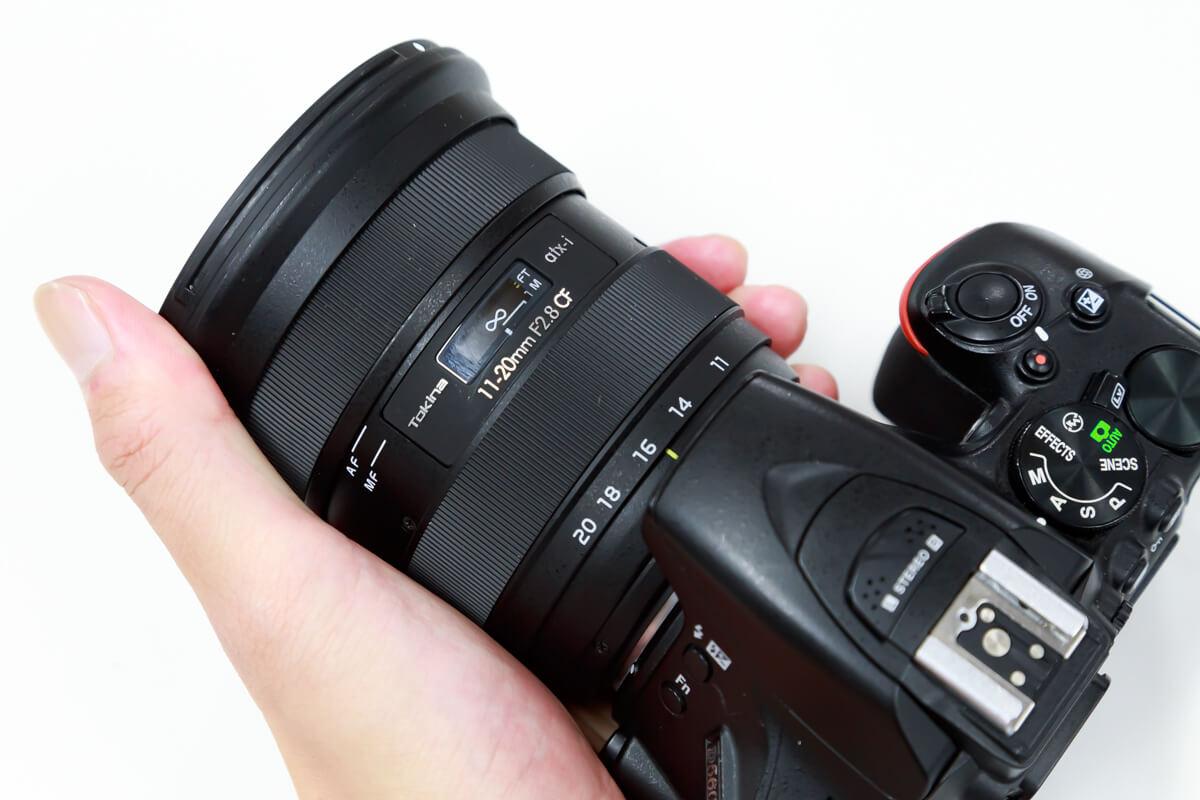 Tokina atx-i 11-20mm F2.8 CF レビュー