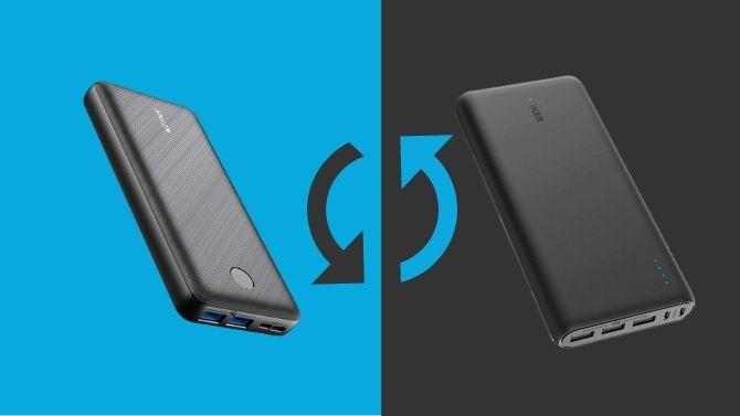 Ankerモバイルバッテリーの20,000mAh超大容量サイズの選び方