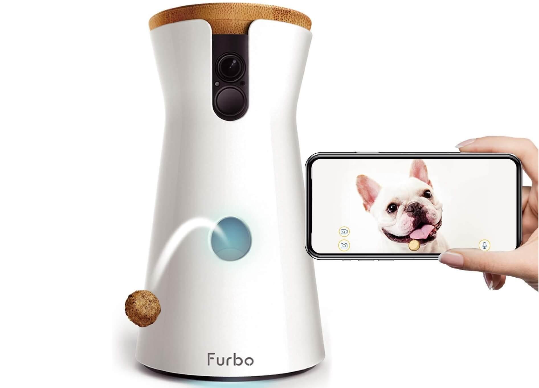 ペット用見守りカメラの選び方 お世話機能