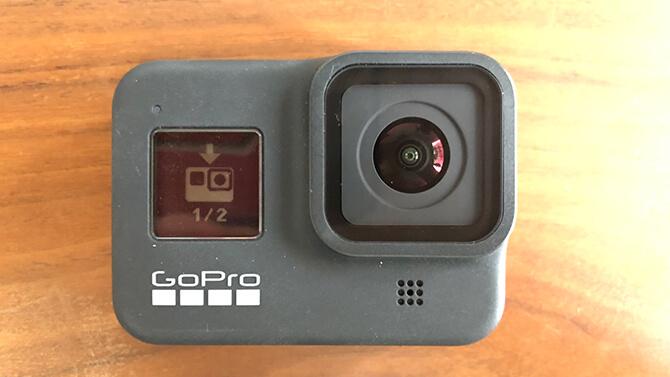 GoProにUPDATEファイルを手動インストールする