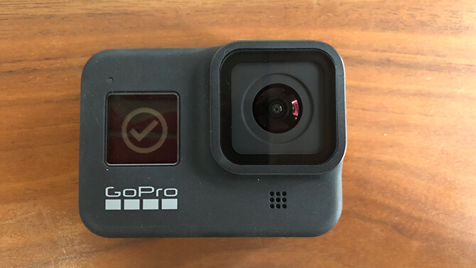 GoProをアップデートする3つの方法