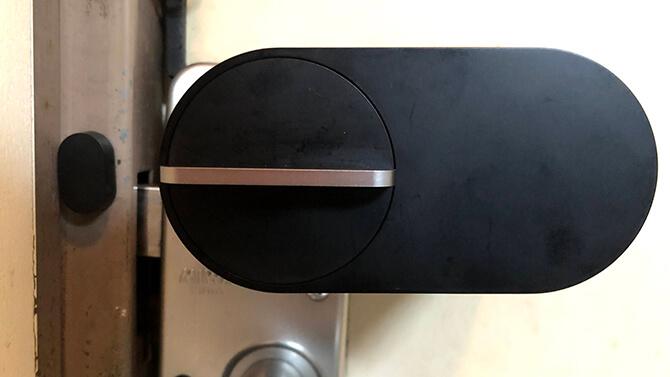Qrio Lock Q-SL2のセット完成形