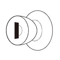 QRIO LOCKはドアノブ付きタイプNG