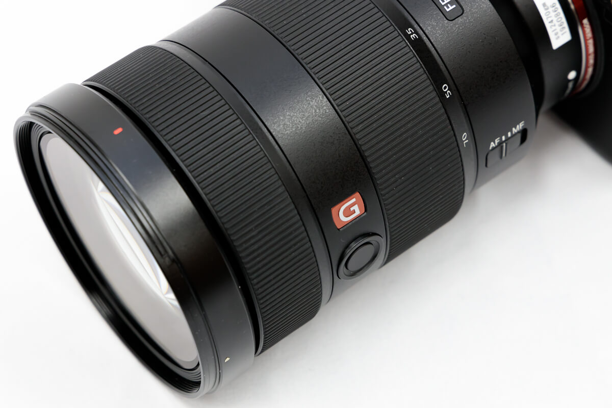 SONY FE 24-70mm F2.8 GM GMシリーズ