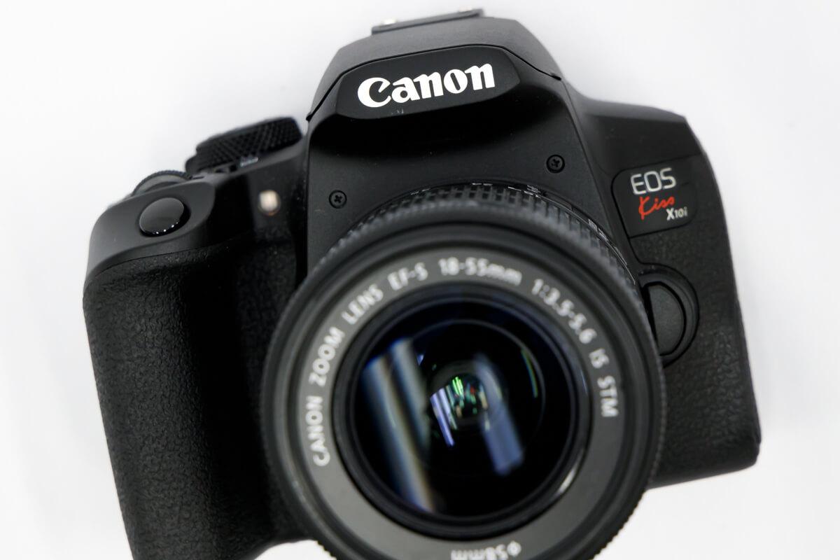 Canon EOS Kiss X10i レビュー