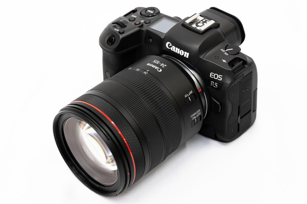 Canon EOS R5 レビュー