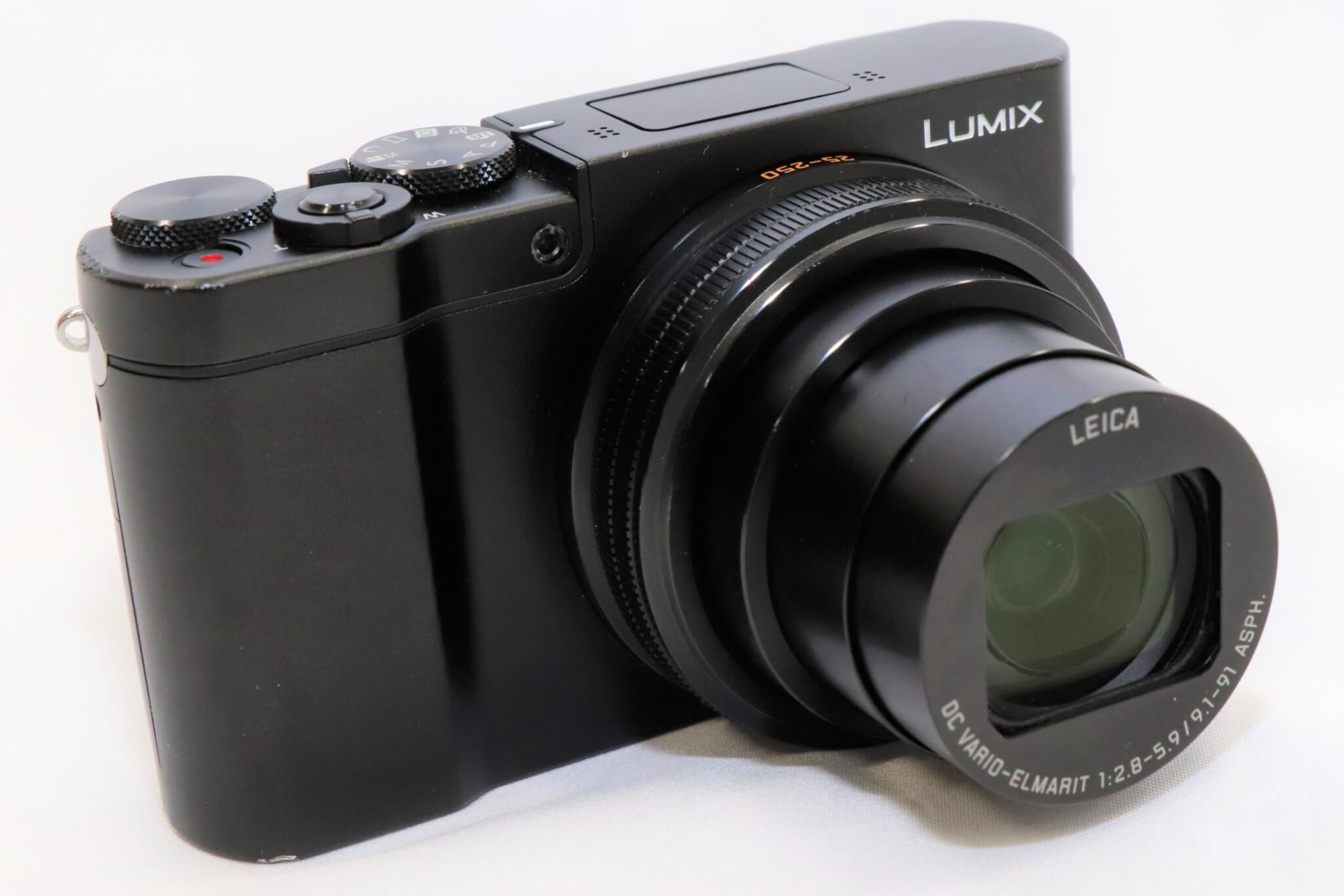 Panasonic LUMIX DMC-TX1実写レビュー!高倍率+携帯性+高性能を兼ね備えた「プレミアムコンパクト」の実力