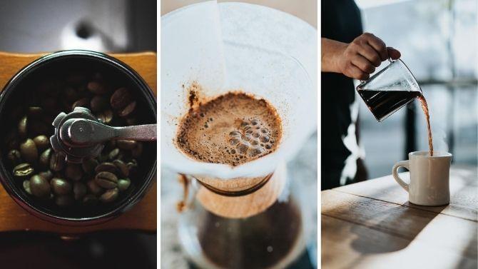 全自動コーヒーメーカーの特徴