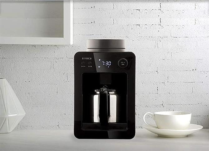 全自動コーヒーメーカーのメリット