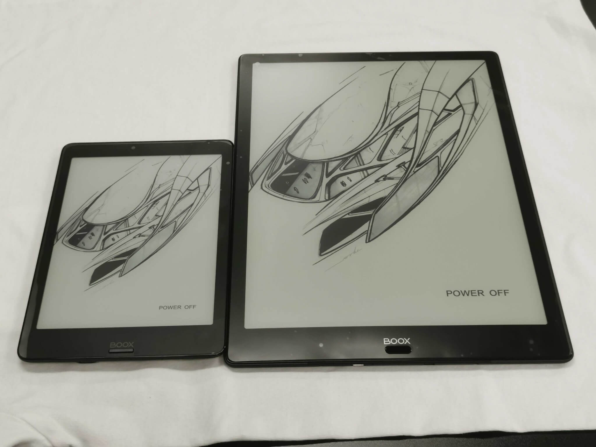 Android搭載E-inkタブレット・電子書籍リーダーBOOXに新たな機種が登場!「BOOX – Nova 2」「BOOX – Max 3」徹底比較!