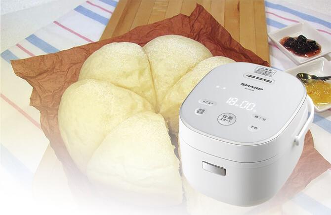 パン調理機能も欲しい