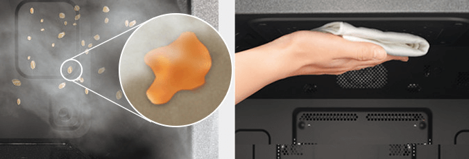 SHARPオーブンレンジを4つの選び方で比較 4.使い勝手・お手入れ