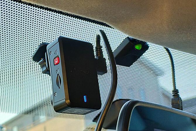トランセンドのDrivePro10