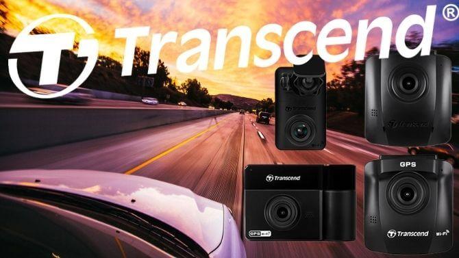 トランセンドのドライブレコーダー