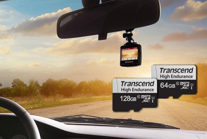 トランセンドのドライブレコーダーのメリット