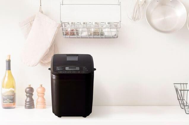 シロカの最新ホームベーカリー「おうちベーカリーSB-1D151」 コンパクトな1斤タイプ