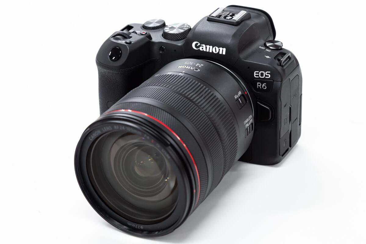 Canon EOS R6 レビュー