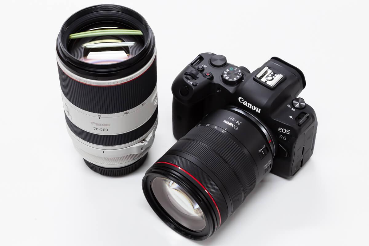 Canon EOS R6 最新