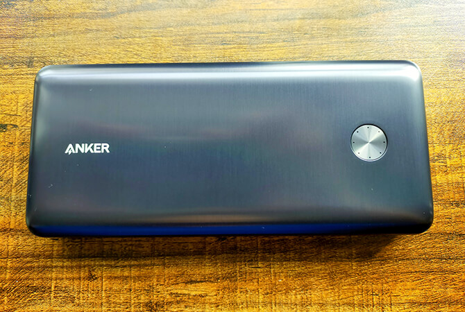 Anker PowerCore III Elite 25600 60Wの実機レビュー