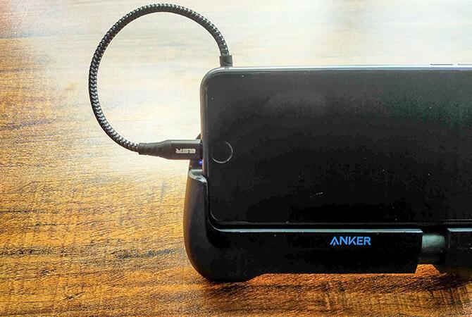 Anker PowerCore Play 6700の出力チェック