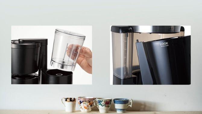 メリタのコーヒーメーカーを容量で選ぶ