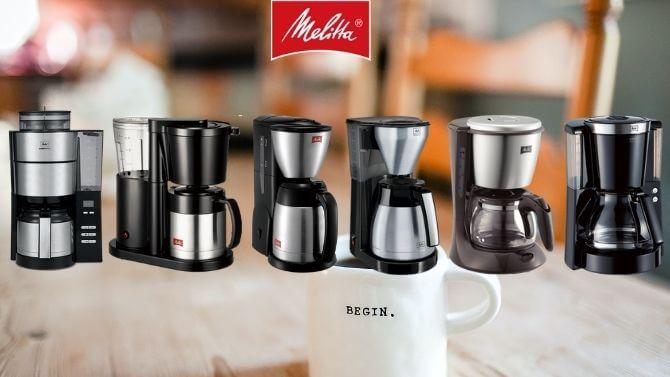 メリタのおすすめコーヒーメーカー