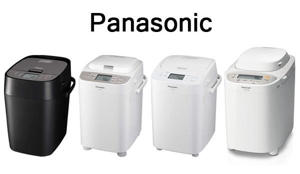 パナソニックのホームベーカリー全4機種比較!選び方のポイントは容量と自動機能