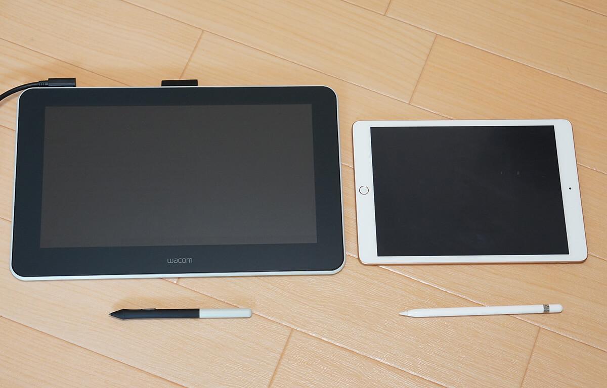 デジ絵初心者には液タブ?iPad? 実際使って違いを比較&どっちがおすすめか検証しました