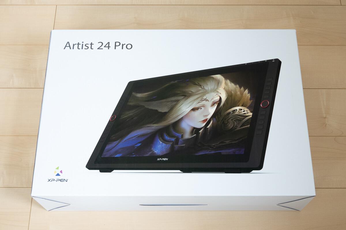 XP-PEN Artist 24 Proの特徴