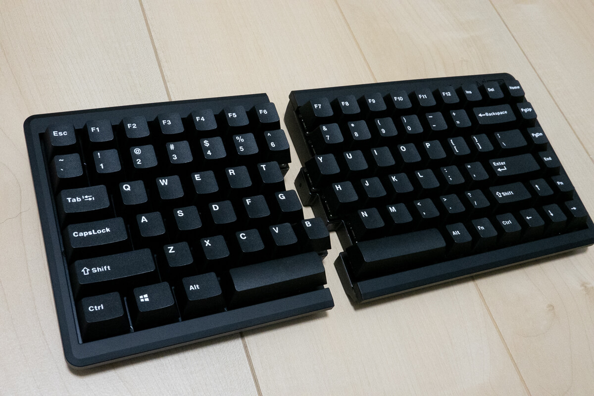 Mistel BAROCCO MD770RGBの特長 マクロ機能でキーの配置も自由にプログラミング可能