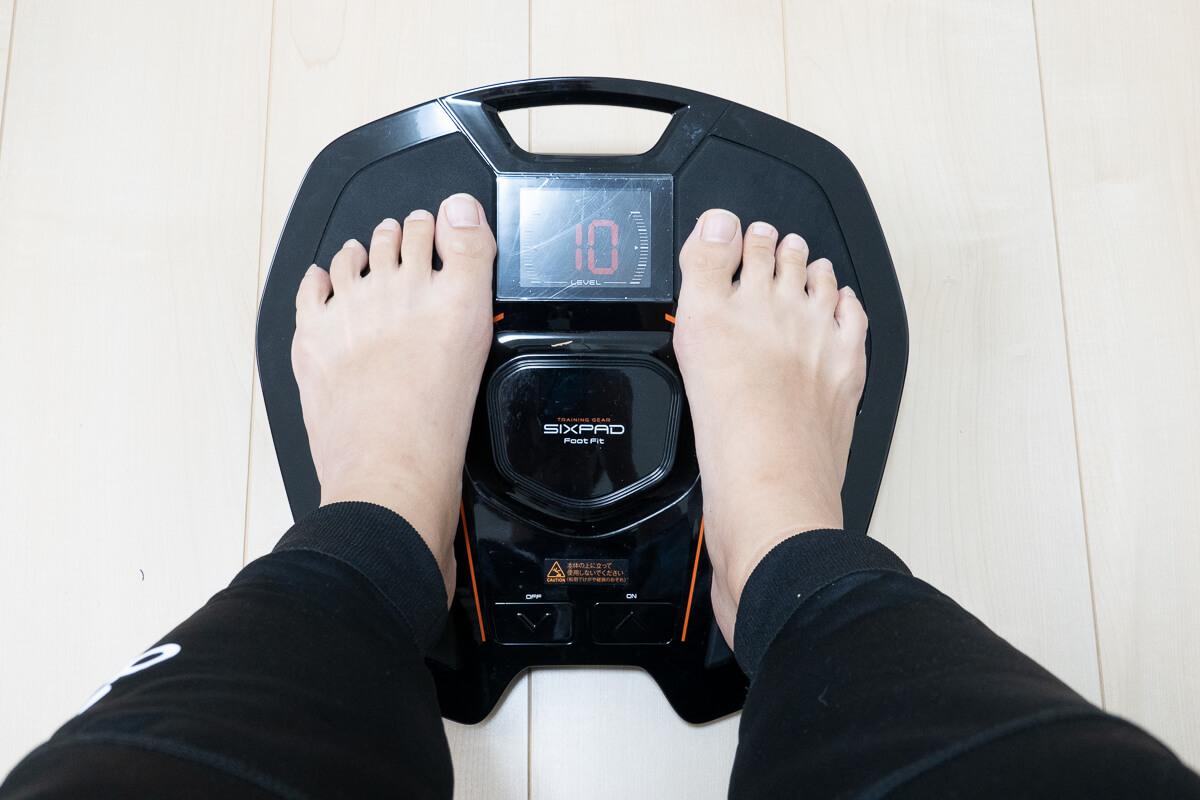 SIXPAD FootFitの効果を試すならレンタルもおすすめ