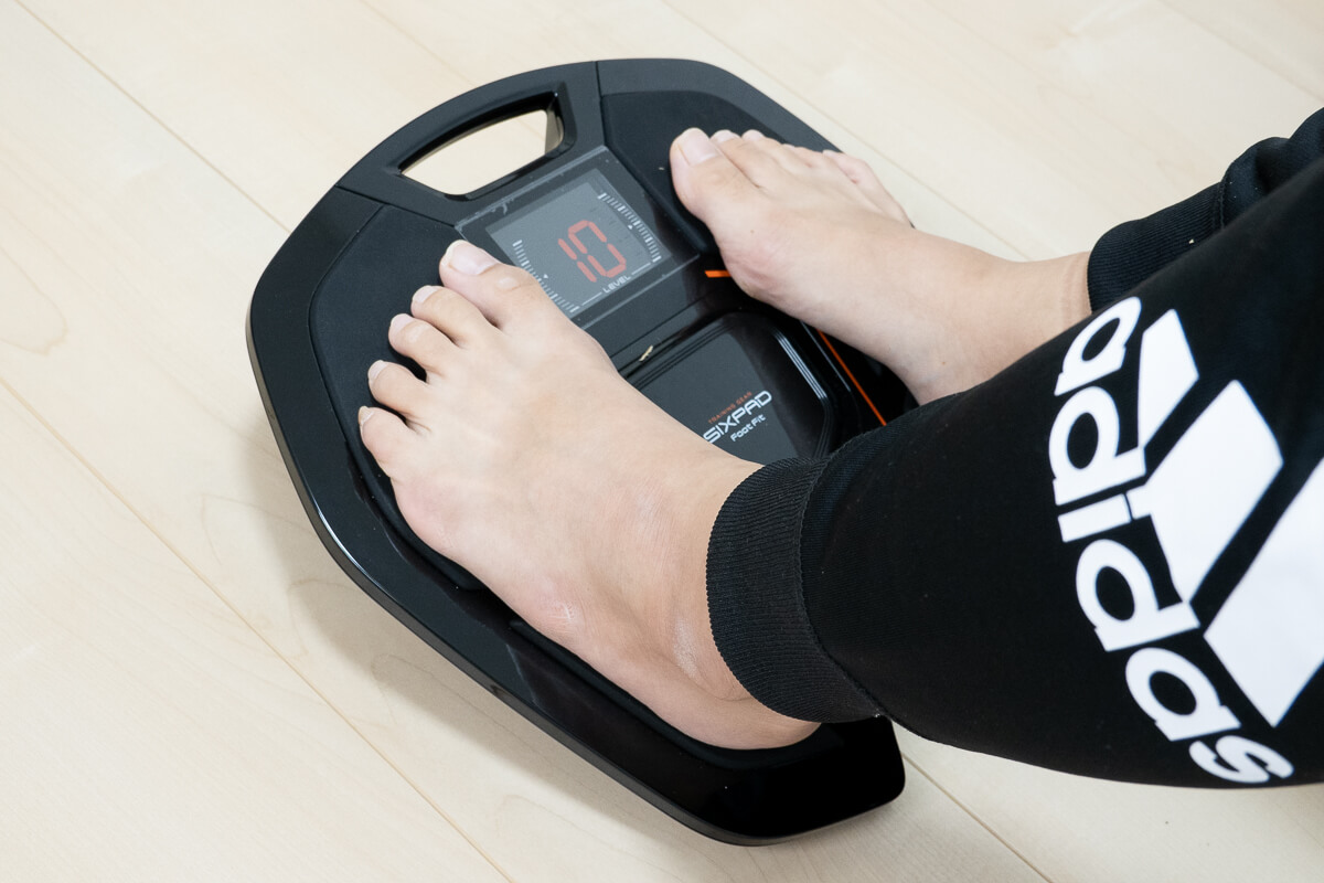 SIXPAD FootFitを2週間使って感じた効果と魅力