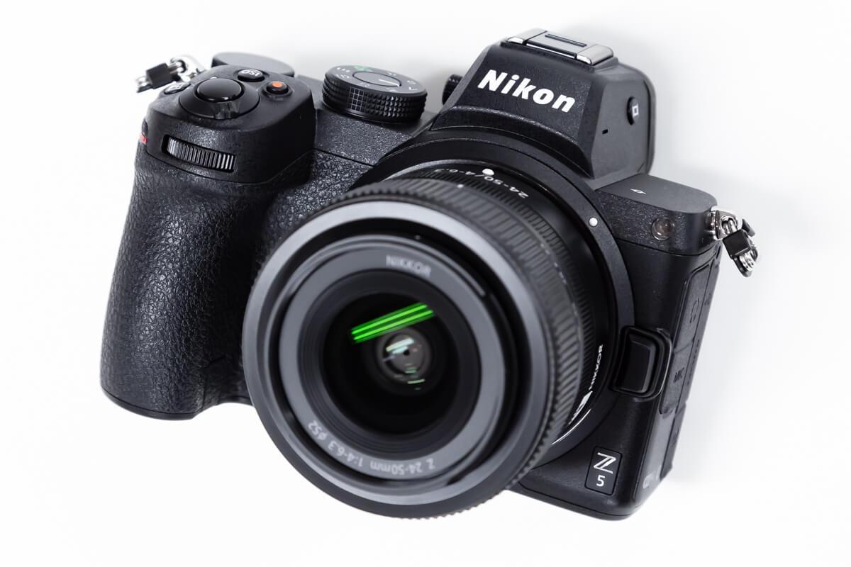 Nikon Z5 レビュー