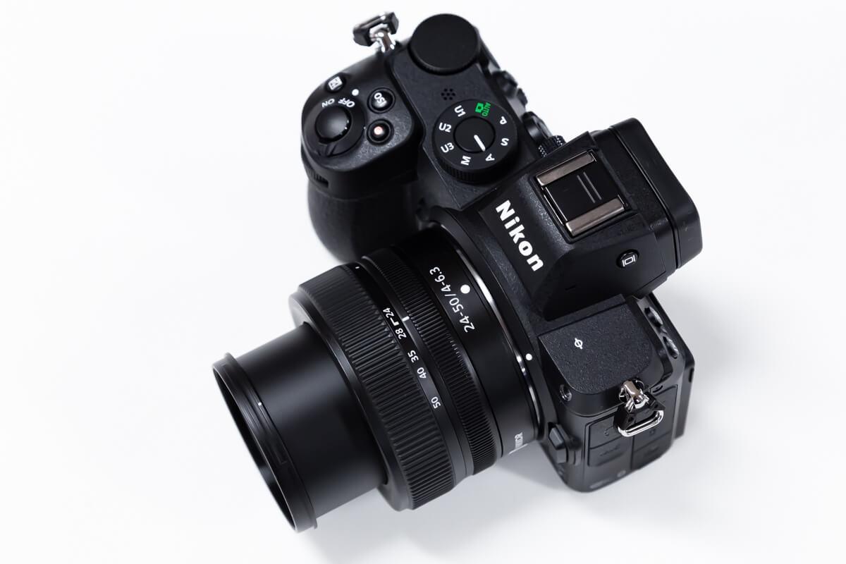 Nikon Z5 気軽さ