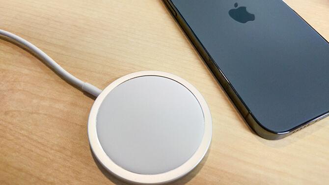 AppleのMagSafe充電器の実機レビュー