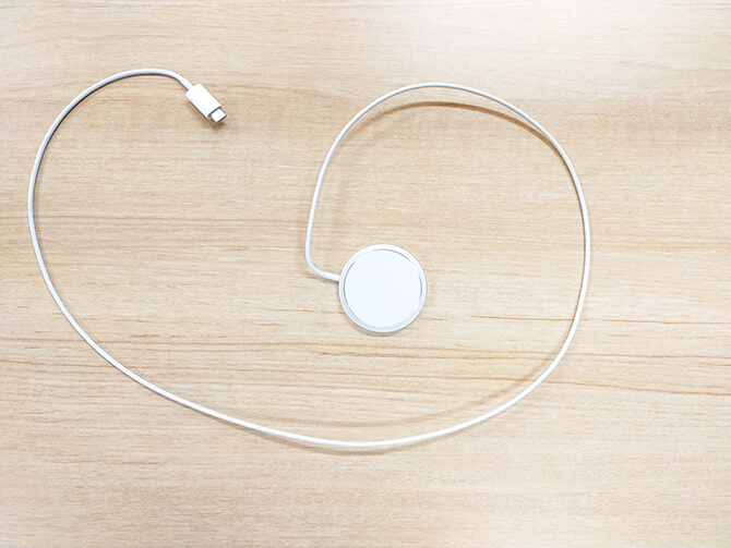 AppleのMagSafe充電器