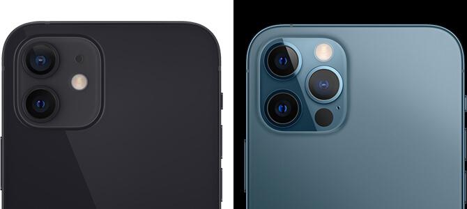 iPhone12のカメラ機能