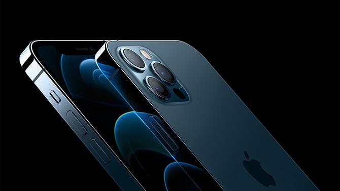 iPhone12のA14 Bionicチップ