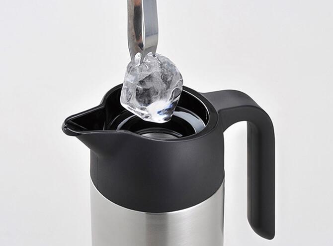 サーモスコーヒーメーカーはアイスコーヒー作りにおすすめ