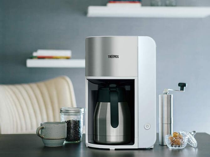 サーモスのコーヒーメーカー